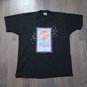 Coca Cola Wild Wheels Tshirt
